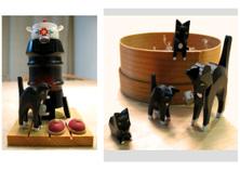 Woodencats