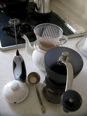 Coffemaking